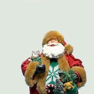 Santa, we stan