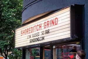 Shoreditch Grind on Crowdfunding & Coffee Shop Success