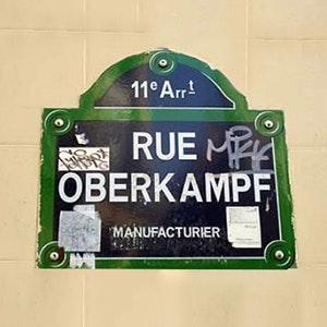 Oberkampf : le cœur battant de Paris