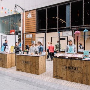 The Up Market comes to Westfield