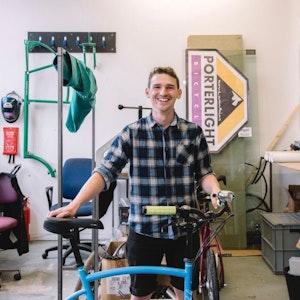 Comment lancer un empire du vélo depuis son salon