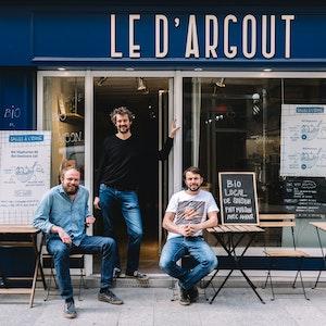 Ouvrir un resto bio pas cher - Jean-Baptiste Legrand raconte...