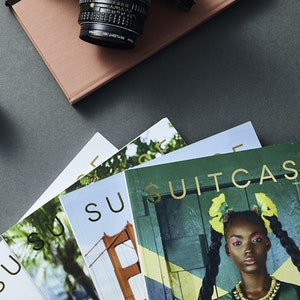 SUITCASE magazine: the travel bible for a new generation of explorers