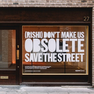 Save The Street: In conversation with Henry Holland