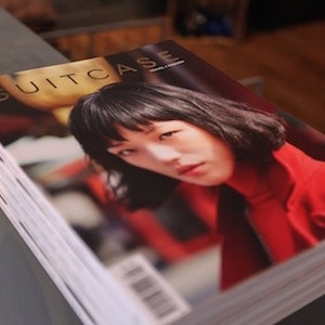 Space for Ideas: Suitcase Magazine