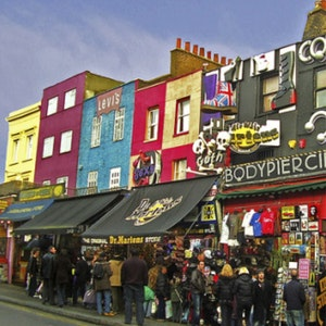 Destination: Camden Town