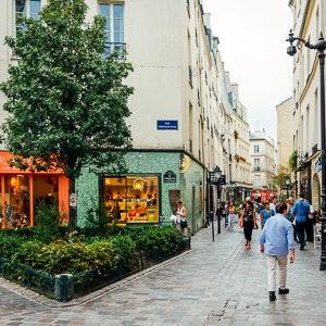 Pourquoi Le Marais est LA destination rêvée pour votre Pop-Up Store.