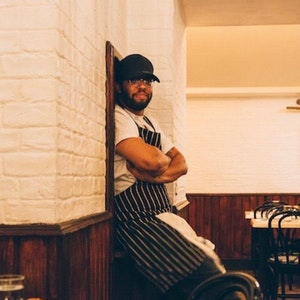 Going it alone: In the kitchen with James Cochran