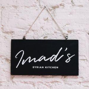 Dans la cuisine syrienne d'Imad