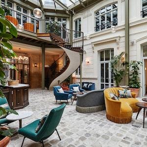Martina Luger analyse le succès international de The Hoxton Hotel