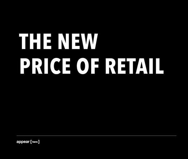The new price of retail