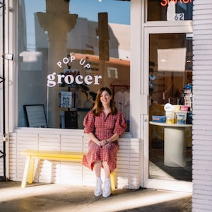 The Five at Five: Pop-Up Grocer