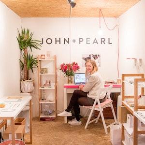 Meet the Maker: John + Pearl