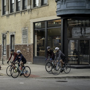How Rapha used pop-ups to create the world's biggest cycling club