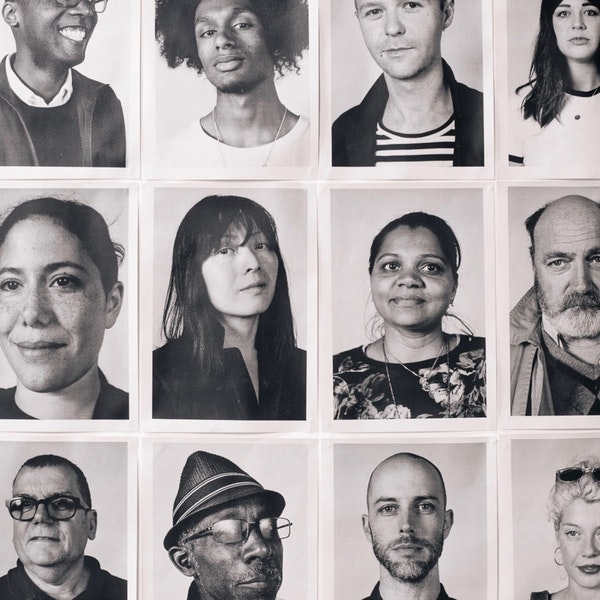 Women by Women: join our pop-up portrait studio for Women's Day