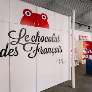 L'histoire de la 1ère boutique Le chocolat des Français