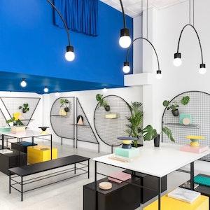 Le design inspirant des magasins originaux et insolites