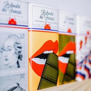 Space for Ideas - Le Chocolat des Français - un goût d'innovation