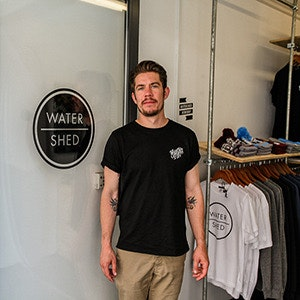 Watershed makes its London debut.