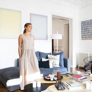 Amélie du Chalard, galeriste contemporaine