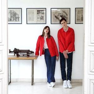 Le Mont St Michel : le workwear à l'épreuve du temps