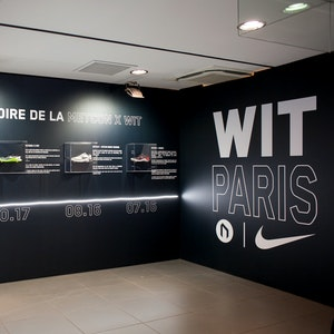 Whatever It Takes x Nike launches in Paris